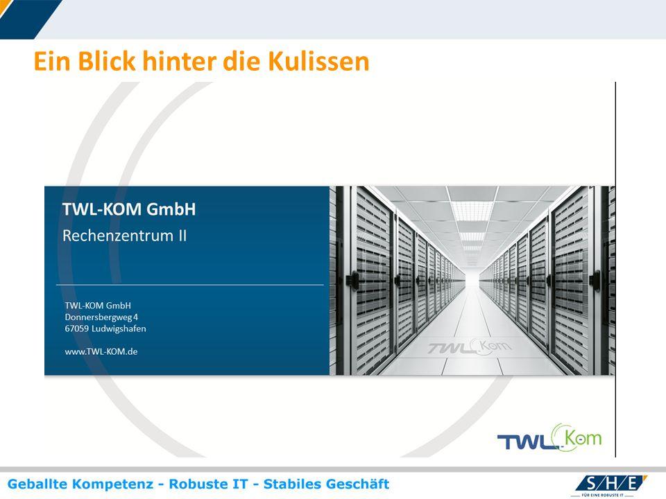 © SHE Informationstechnologie AG, 2009 www.she.net Ein Blick hinter die Kulissen