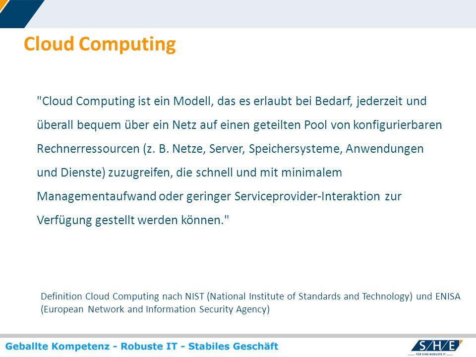 © SHE Informationstechnologie AG, 2009 www.she.net