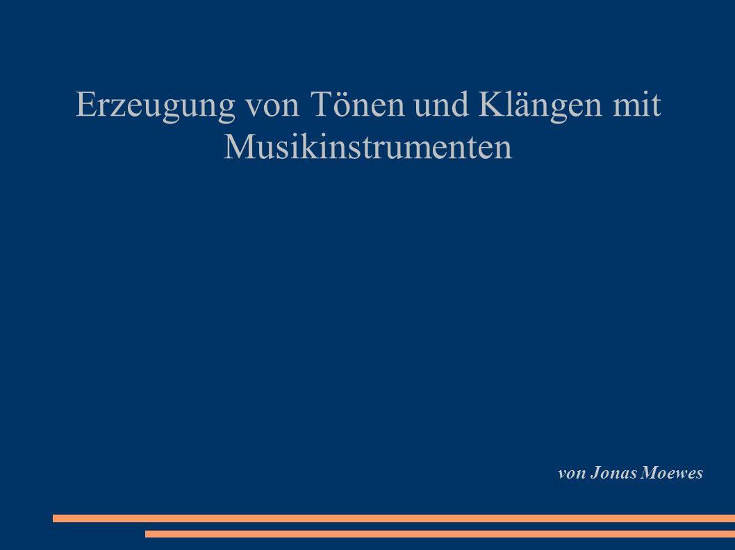 Die Orgelpfeife: Lingualpfeife - Metallzunge (ähnlich, wie Rohrblatt der Klarinette)