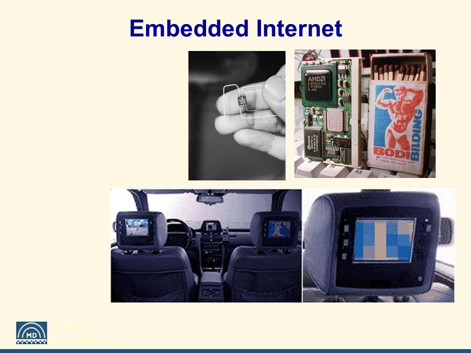 Institut MD Universität Rostock Embedded Internet