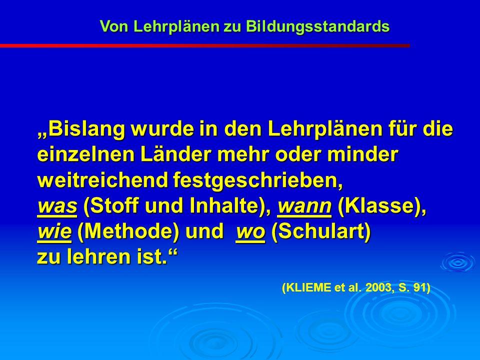 Diskussion Das fachbezogene Lernen wird ergänzt und bereichert durch fächerverbindendes und fachübergreifendes Lernen… Niedersächsisches Kerncurriculum