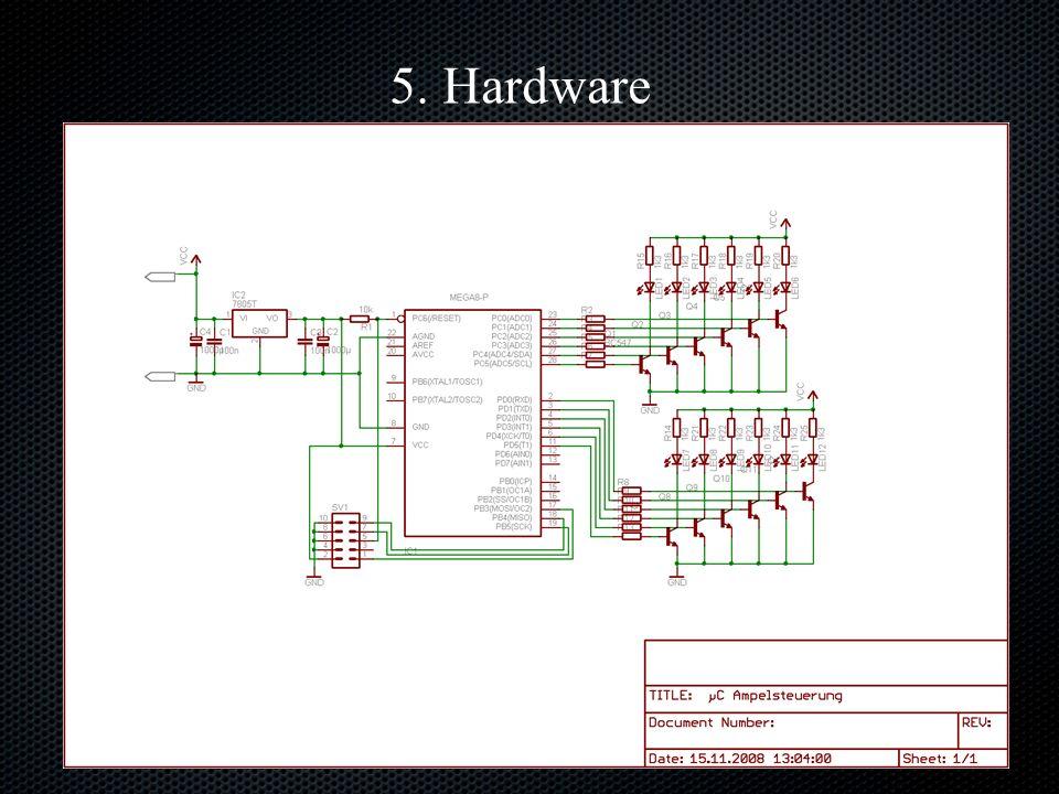 4. Der Microcontroller Als Microcontroller (auch µController, µC, MCU) werden Halbleiterchips bezeichnet, die mit dem Prozessor mindestens Peripherief