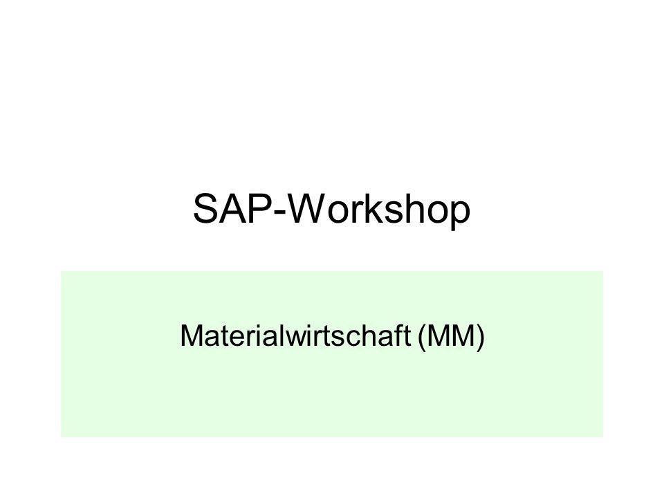 Nowack2 Themen IDES-Geschäftsprozesse MM Organisationsstukturen und Grunddaten MM-Prozesse –Materialdisposition, –Einkauf, –Bestandsführung –Lagerverwaltung Informationsstrukturen
