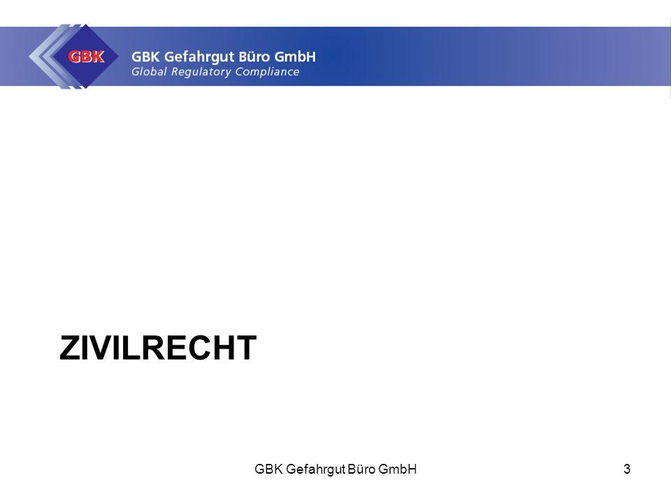 ZIVILRECHT GBK Gefahrgut Büro GmbH3