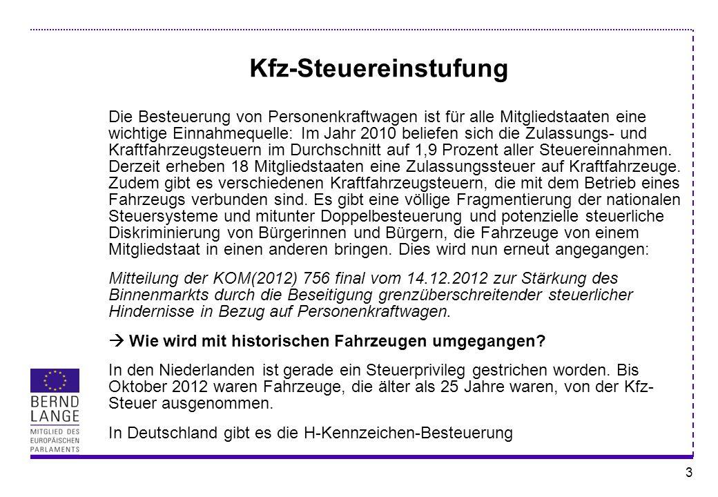 14 Danke für die Aufmerksamkeit.Für Fragen und Anregungen: Europabüro Bernd Lange Odeonstr.