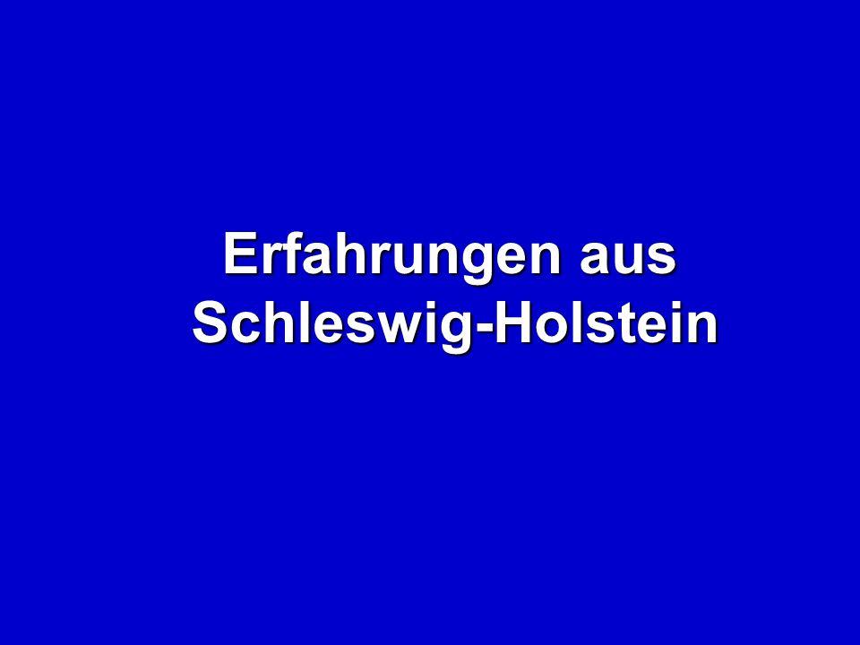 Kleiner Exkurs: Gemeinschaftsschulen in Schleswig-Holstein (Teil I) Kleiner Exkurs: Gemeinschaftsschulen in Schleswig-Holstein (Teil I) Schule für Alle der Sekundarstufe I; Oberstufe optional, Grundschulanbindung möglich.