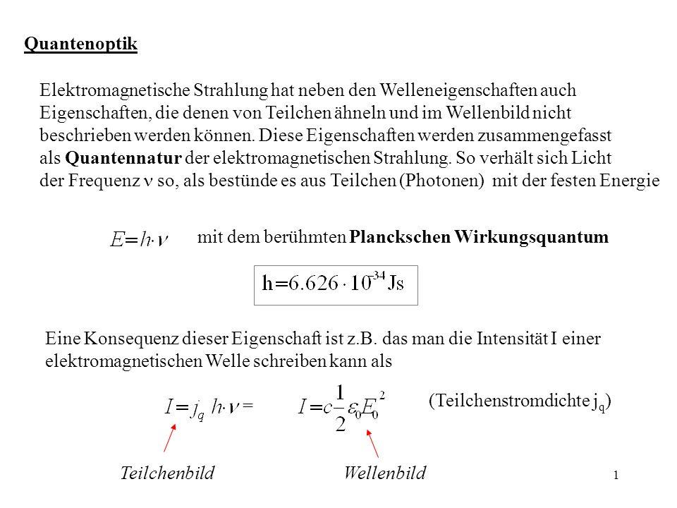12 Experiment zur Compton-Streuung Compton-Wellenlänge Das Experiment bestätigt voll die Hypothese, bei Rückwärtsstreuung findet man eine Verschiebung um genau 2 Compton-Wellenlängen.