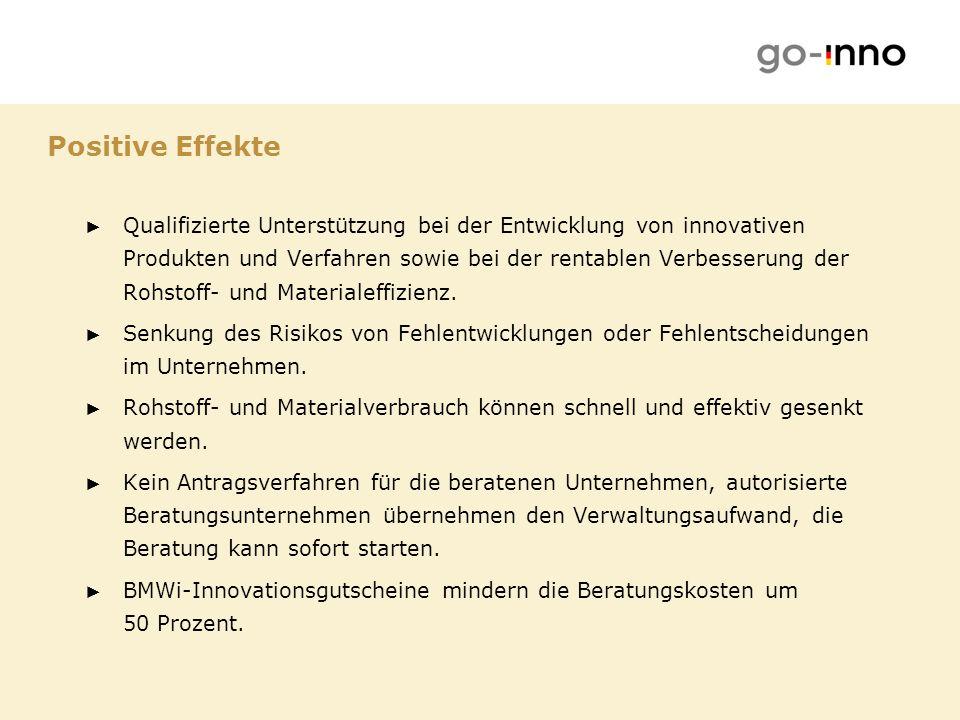 Modul Innovationsmanagement – go-innovativ Vorbereitung und Umsetzung von technischen und technologischen Innovationsvorhaben (neue Produkte oder technische Verfahren).