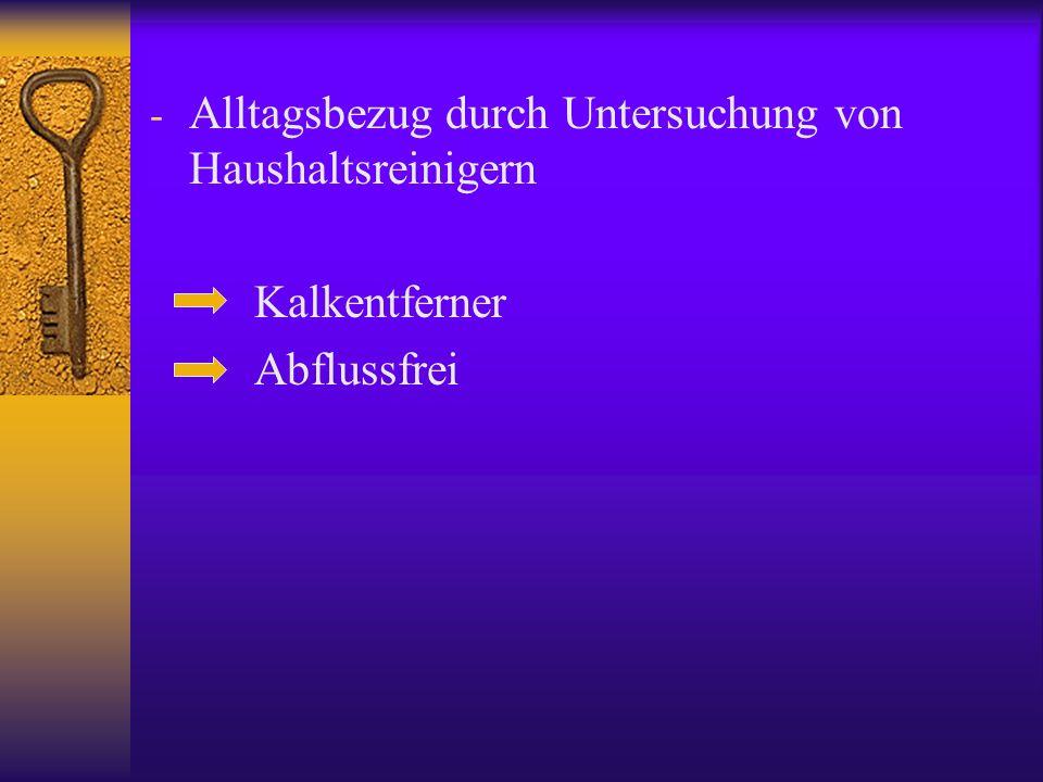 4.pH-Wert Was ist der pH-Wert bzw. wie definiert er sich.