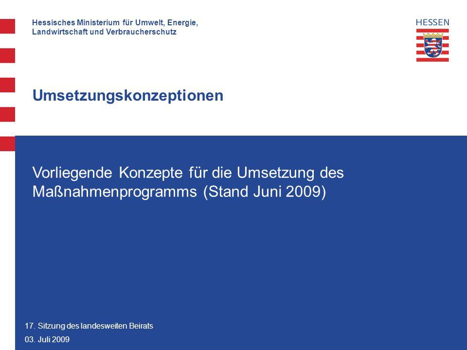 Hessisches Ministerium für Umwelt, Energie, Landwirtschaft und Verbraucherschutz 03.