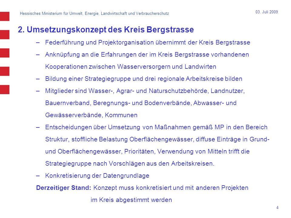 Hessisches Ministerium für Umwelt, Energie, Landwirtschaft und Verbraucherschutz 4 03.