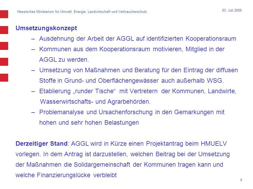 Hessisches Ministerium für Umwelt, Energie, Landwirtschaft und Verbraucherschutz 6 03.