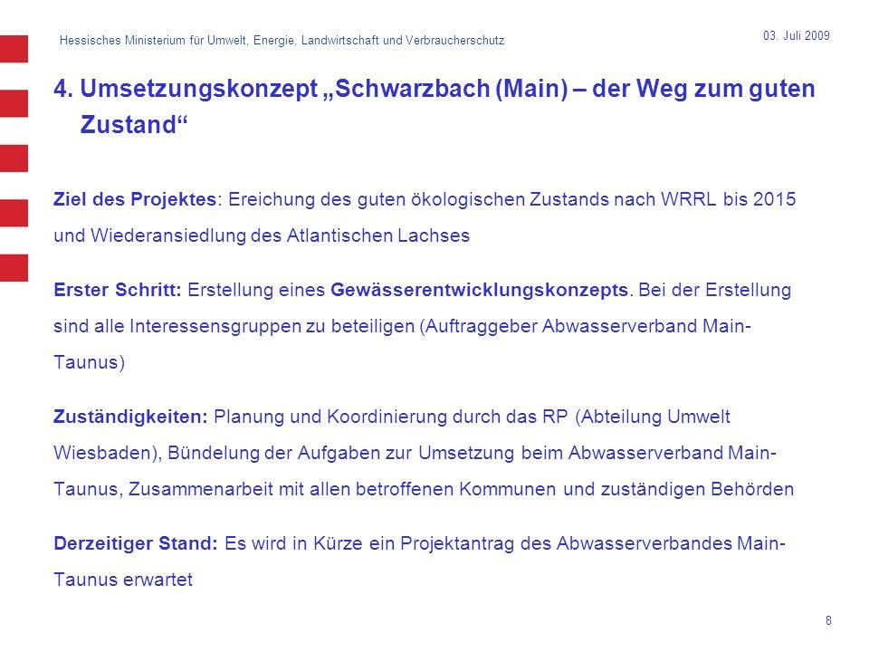 Hessisches Ministerium für Umwelt, Energie, Landwirtschaft und Verbraucherschutz 9 03.