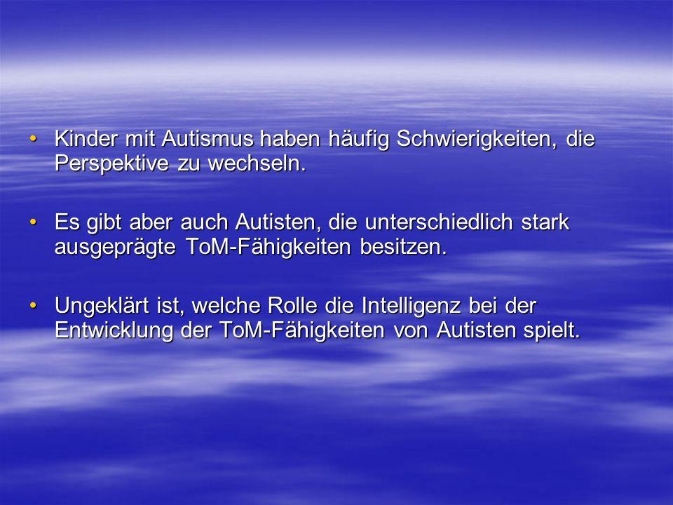Problem für die Replikationsstudie:Problem für die Replikationsstudie: -keine Adaption der genannten Verfahren für den deutschsprachigen Raum.
