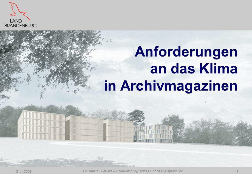 Dr. Mario Glauert – Brandenburgisches Landeshauptarchiv 21.1.2008 0 Impressum (wird nicht angezeigt) Referat:. Titel: Autor & Telefon: Dateiname: Letz