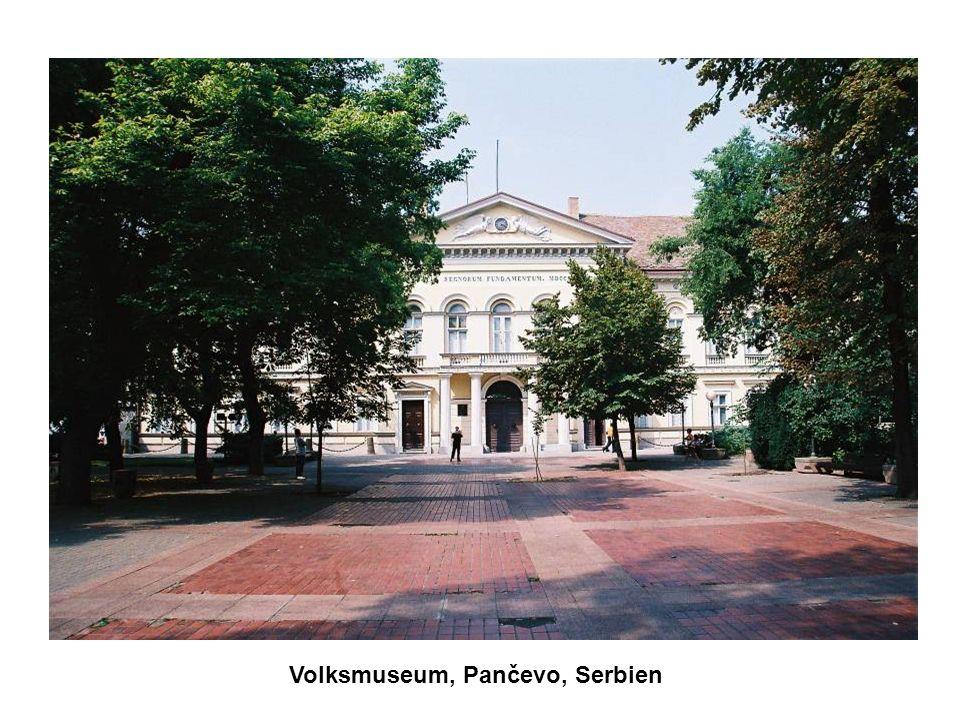 Volksmuseum, Pančevo, Serbien