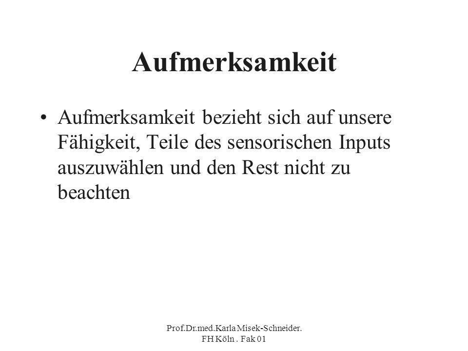 Prof.Dr.med.Karla Misek-Schneider.FH Köln.