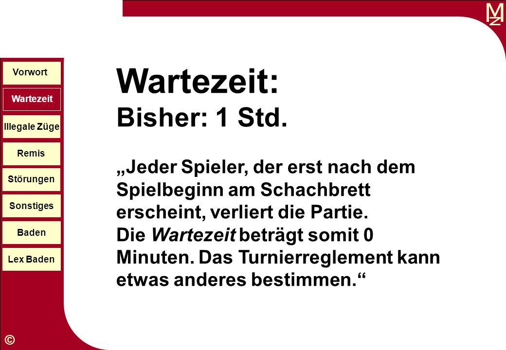 M © Wartezeit: Bundesliga:30 min 2.
