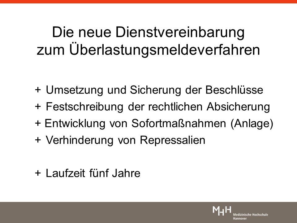 +Umsetzung und Sicherung der Beschlüsse +Festschreibung der rechtlichen Absicherung + Entwicklung von Sofortmaßnahmen (Anlage) +Verhinderung von Repre