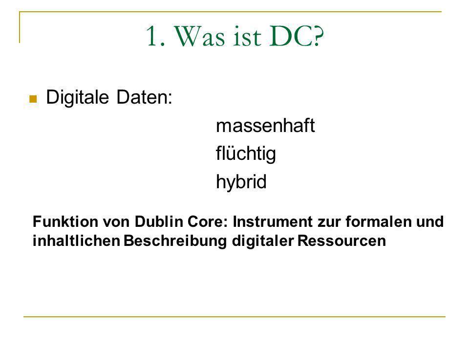 1.Was ist DC.