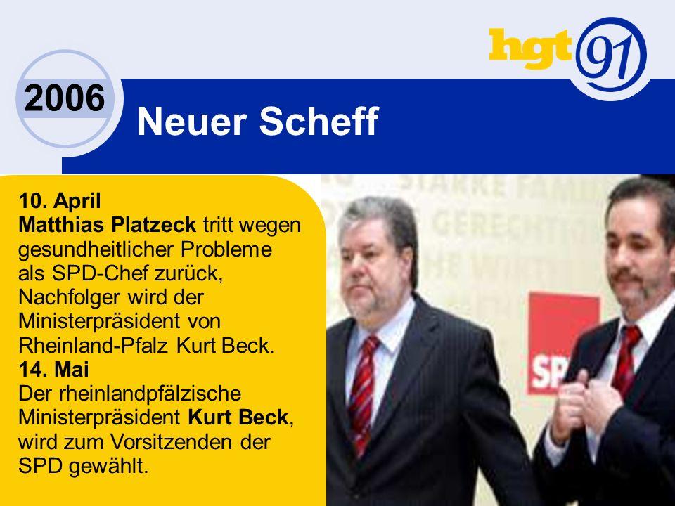 2006 Neuer Scheff 10.