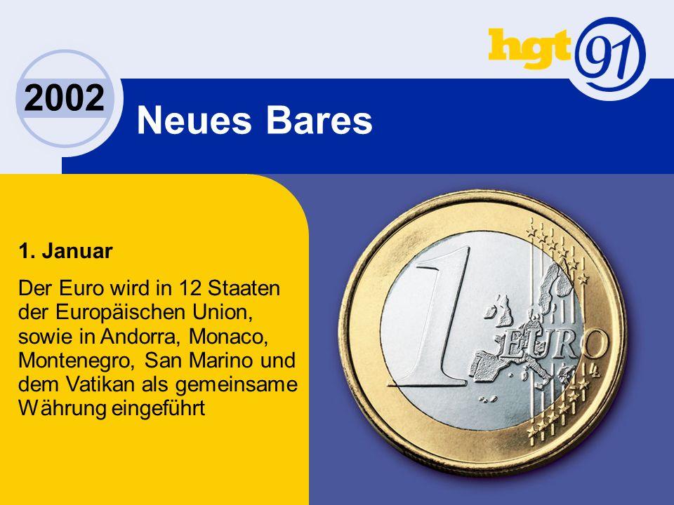 Neues Bares 1.