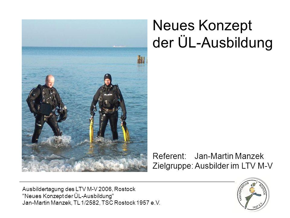 Ausbildertagung des LTV M-V 2006, Rostock