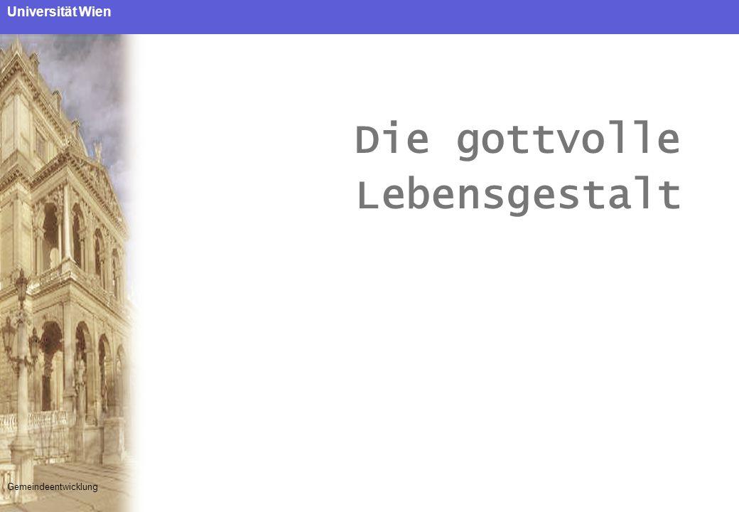 Universität Wien - kath.-theol. Fakultät Grundzüge der Respiritualisierung als Gegengewicht zur Selbstentfremdung Reise ins Innere: Suche nach dem Ich