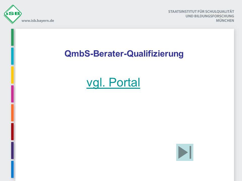 QmbS-Berater-Qualifizierung vgl. Portal