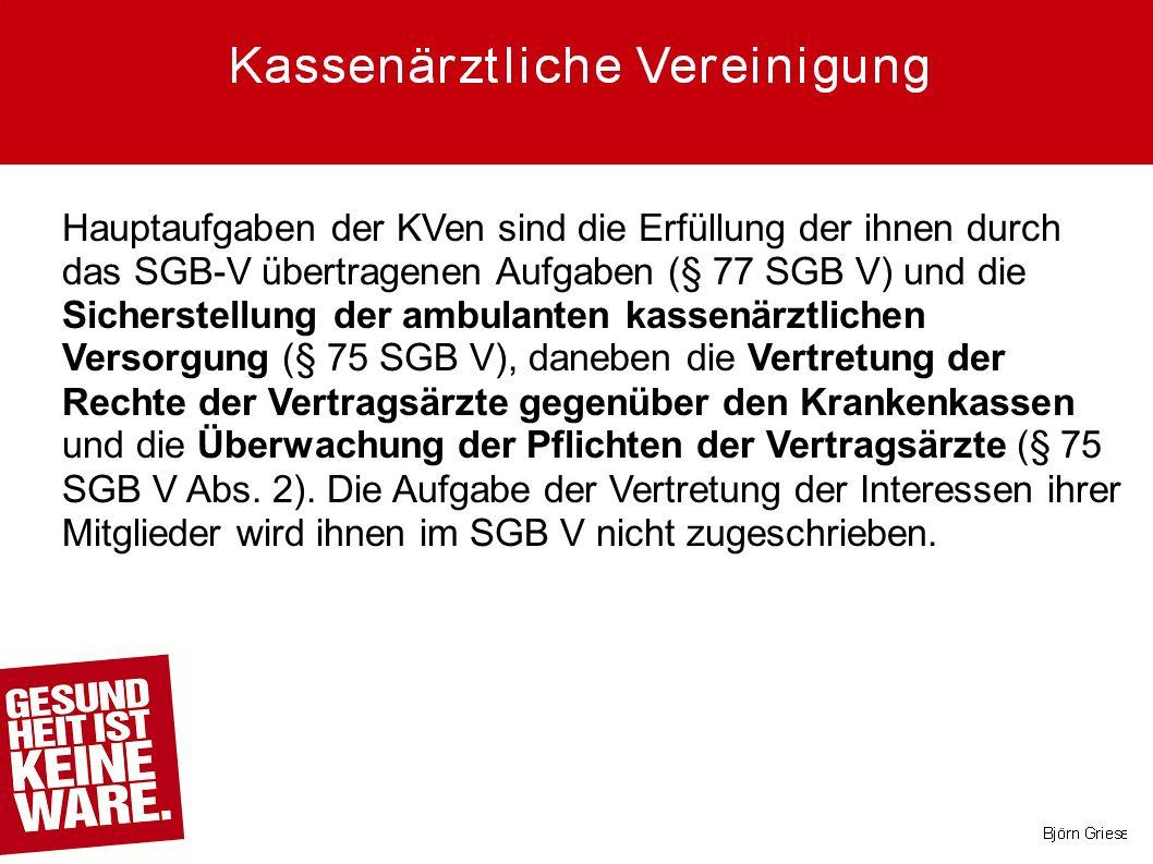 Ärztekammern sind die Träger der berufsständischen Selbstverwaltung der deutschen Ärzte.