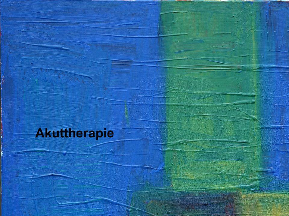 Akuttherapie