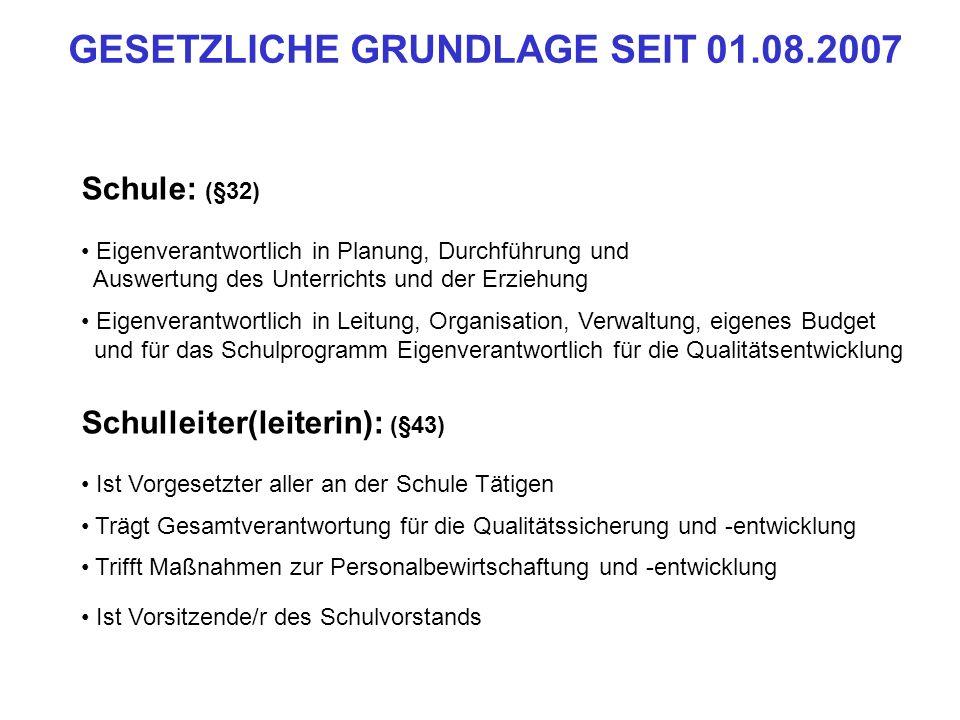 Mecklenburg-Vorpommern: § 111 Personalkosten der äußeren Schulverwaltung Die Schulträger tragen ferner die Personalkosten der an der Schule beschäftigten Beamten, Angestellten und Arbeiter und ihrer Hinterbliebenen, die nicht Personal im Sinne des § 109 Abs.