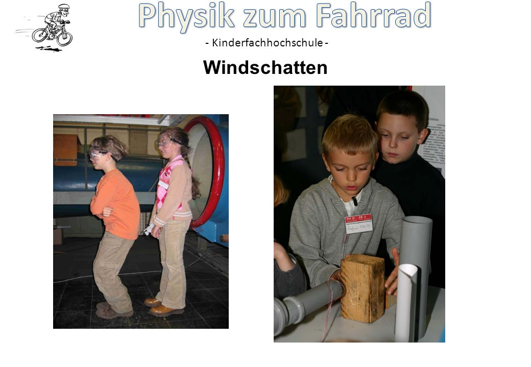 - Kinderfachhochschule - Windschatten