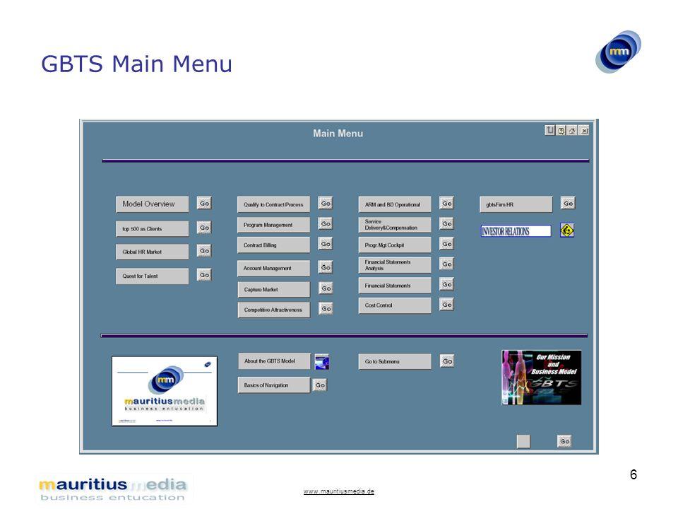 www.mauritiusmedia.de 27 Talent @ client: Interne Projekte; make/buy