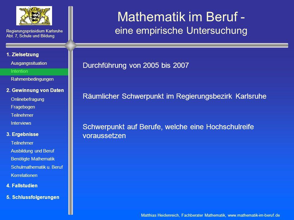 Regierungspräsidium Karlsruhe Abt.