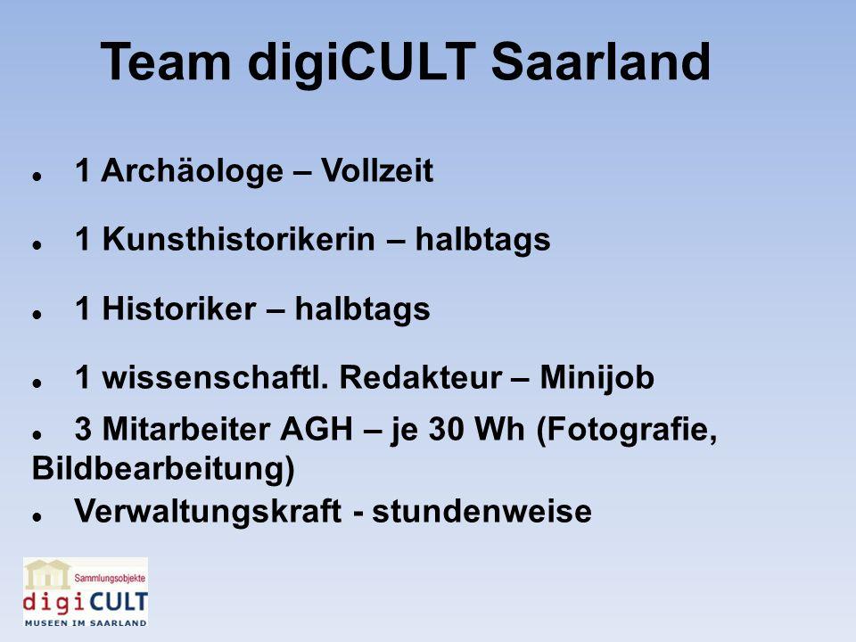 Objekte im überregionalen Kontext Beispiel: Europeana Zwiebelknopffibeln Saarland