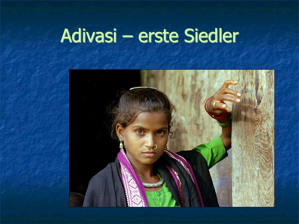 Erste Siedler Nachfahren indischer Ureinwohner ca.