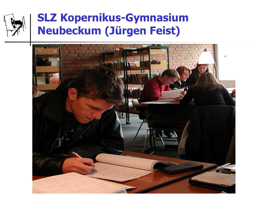 SLZ Kopernikus-Gymnasium Neubeckum (Jürgen Feist)
