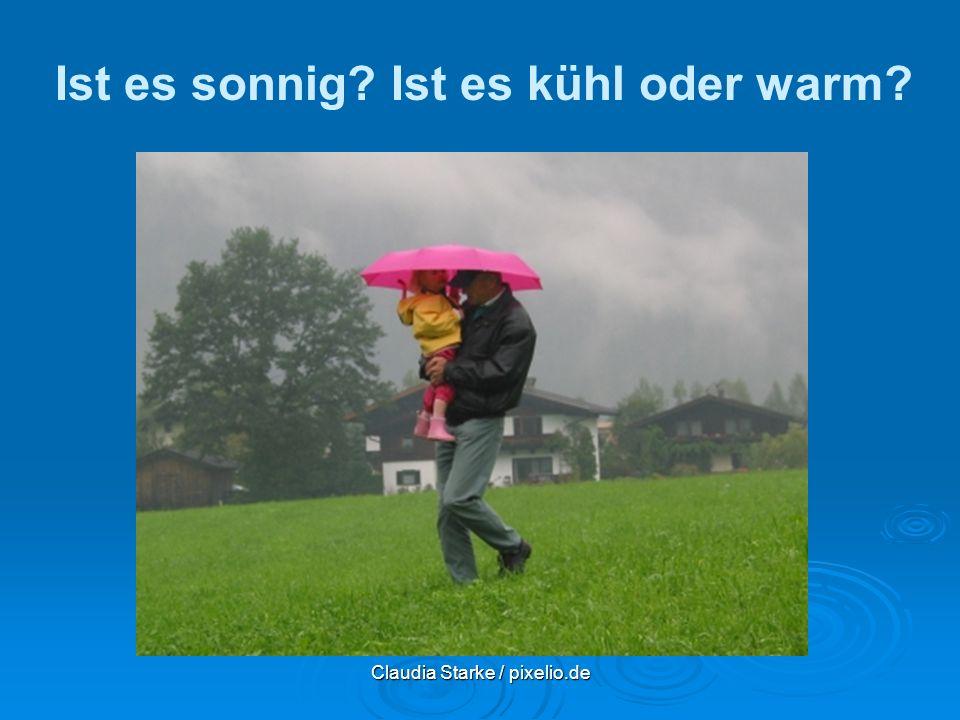Wie ist das Wetter? Sehen Sie heute weit? Joujou / pixelio.de Joujou / pixelio.de