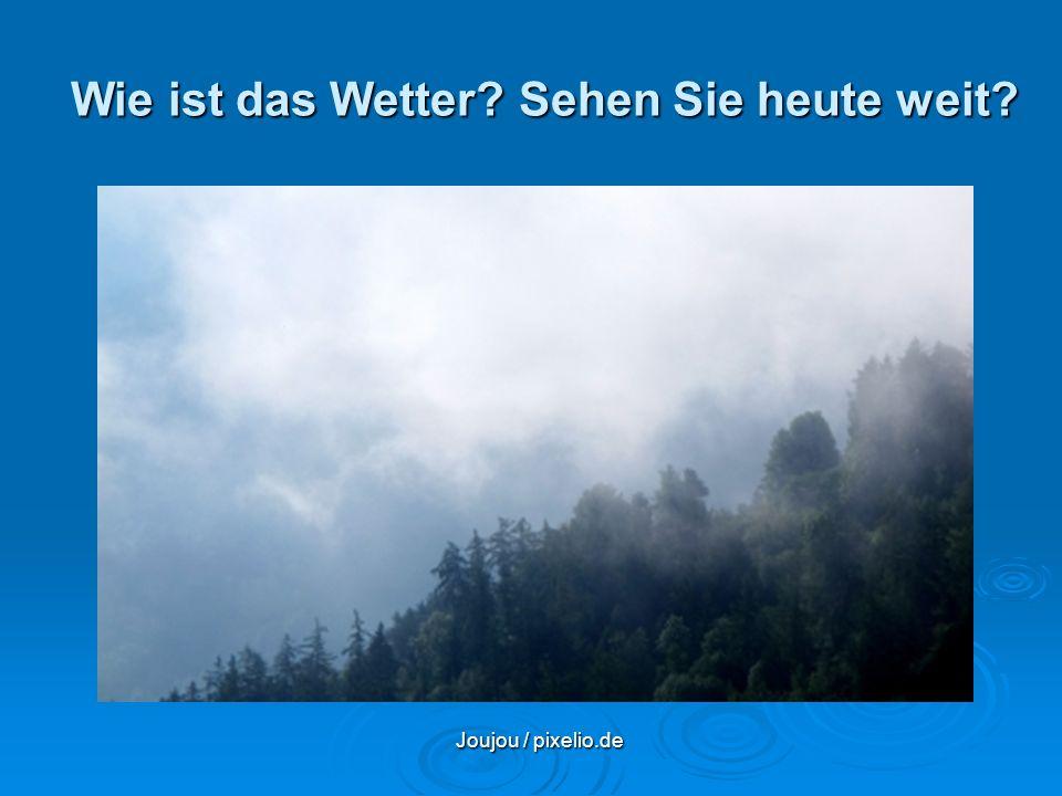 Was kommt nach dem Regen? Thommy Weiss / pixelio.de Thommy Weiss / pixelio.de
