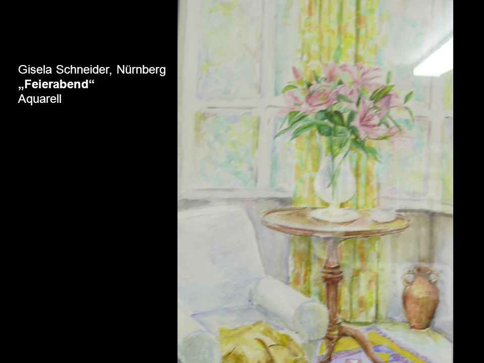 Gian Dario, Nürnberg Die Schönheit Buntstift auf Papier
