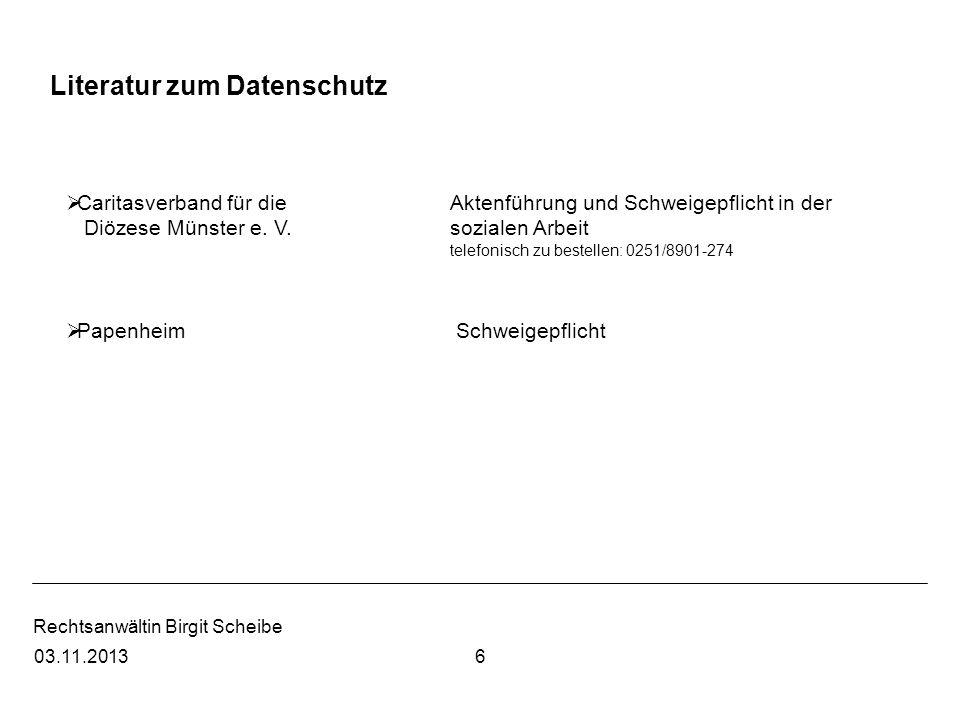 Rechtsanwältin Birgit Scheibe Internetadressen Informationen für Schwangere http://www.bmfsfj.de/BMFSFJ/Gleichstellung/schwangere- informieren.html.