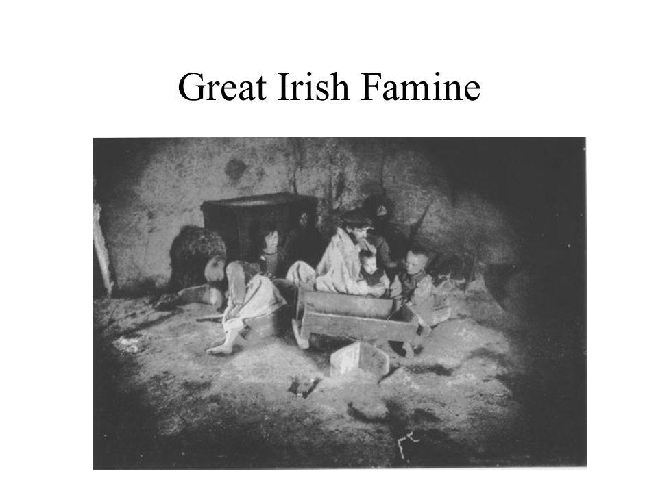Great Irish Famine