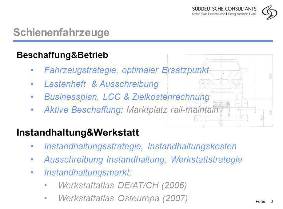 Division Personenverkehr Folie 3 Schienenfahrzeuge Beschaffung&Betrieb Fahrzeugstrategie, optimaler Ersatzpunkt Lastenheft & Ausschreibung Businesspla