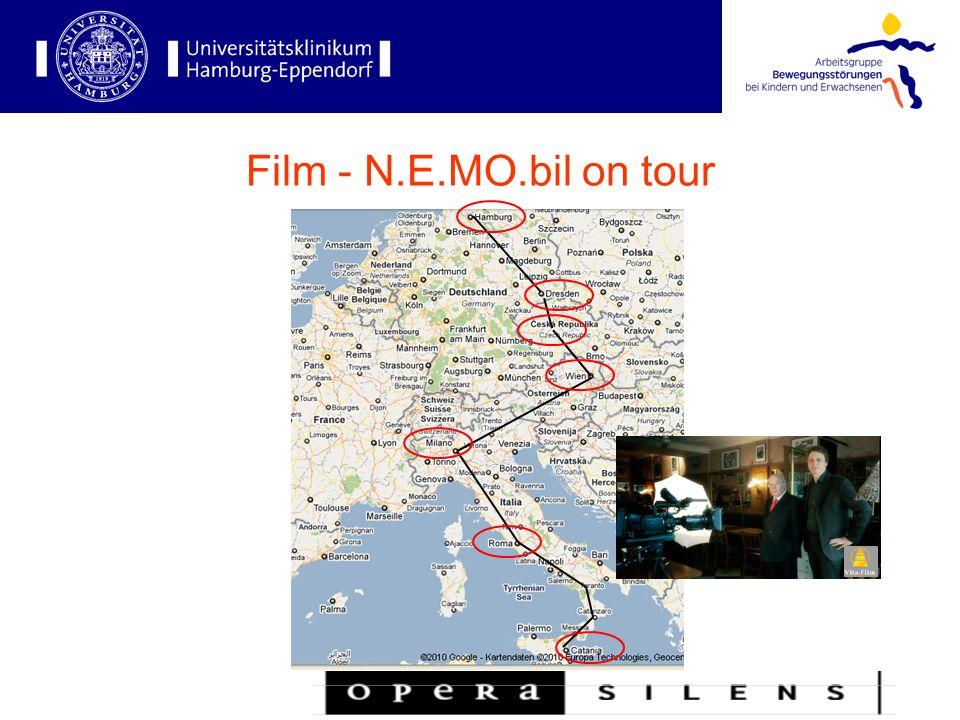 Film - N.E.MO.bil on tour