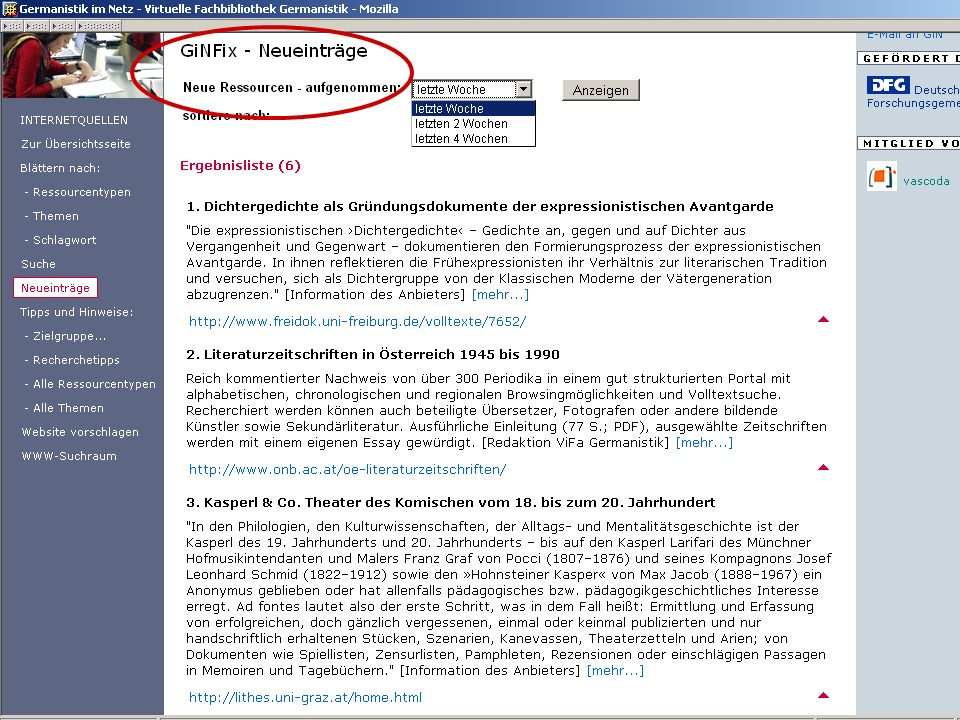Germanistik im Netz 201041