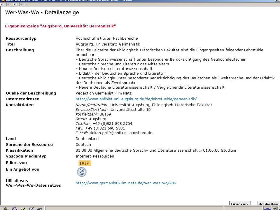 Germanistik im Netz 201043