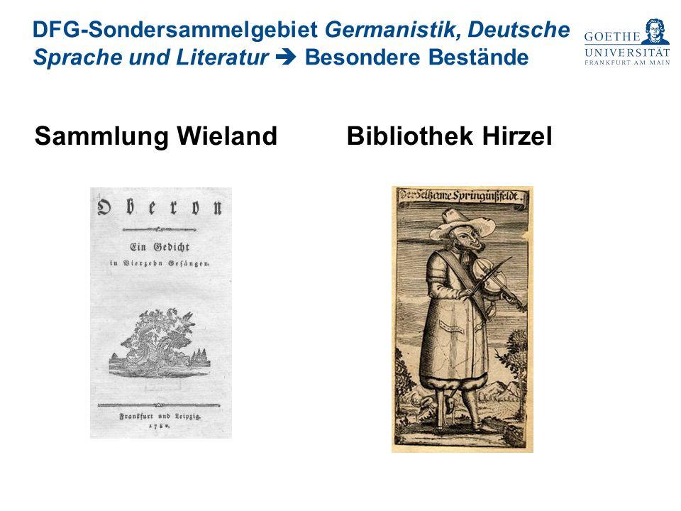803.11.2013 DFG-Sondersammelgebiet Germanistik, Deutsche Sprache und Literatur Besondere Bestände Gustav Freytag (1816-1896) Flugschriftensammlung, Ei