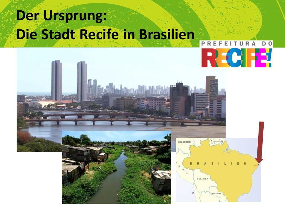 Der Ursprung: Die Stadt Recife in Brasilien