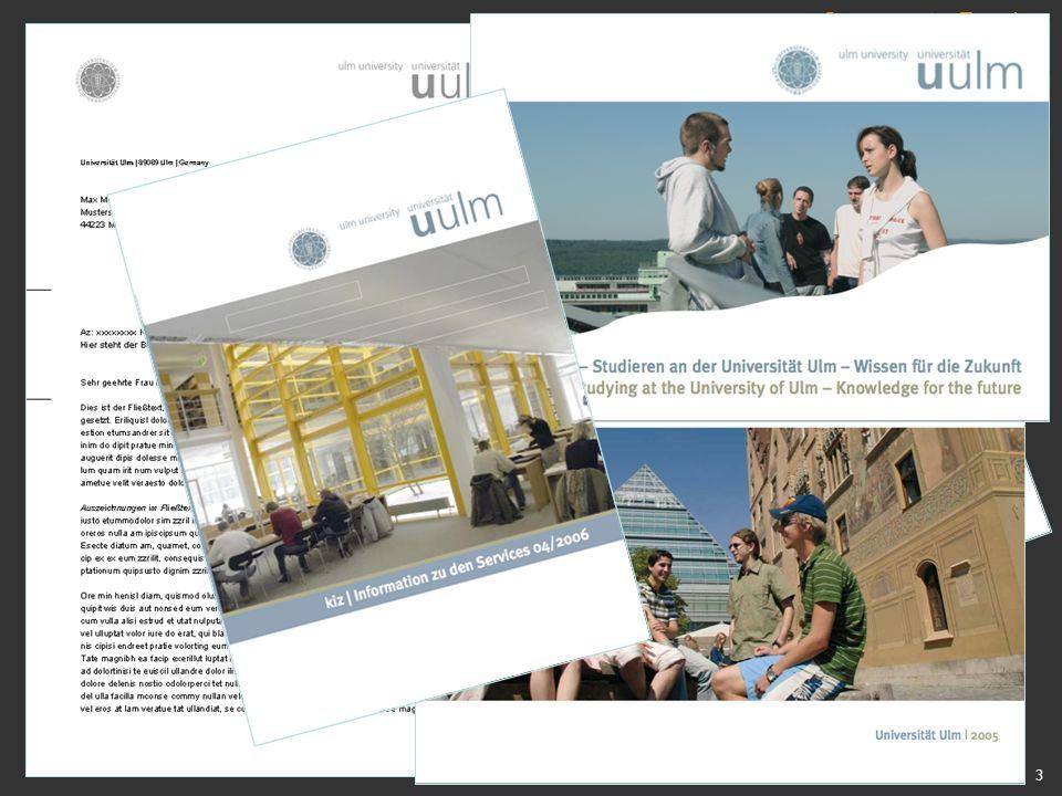 3 Corporate Design bei den print-Medien neues cd